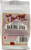 What is aluminum free baking soda