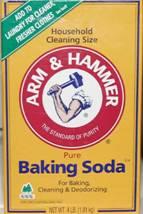 Sodium bicarbonate (baking soda) = MMS (2/3)